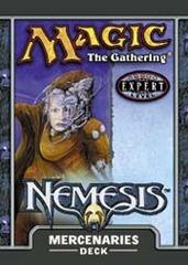 Nemesis Mercenaries Precon Theme Deck