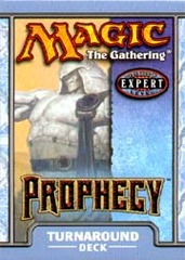 Prophecy Turnaround Precon Theme Deck
