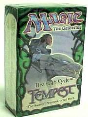 Tempest The Swarm Precon Theme Deck