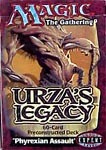 Urza's Legacy Phyrexian Assault Precon Theme Deck on Channel Fireball