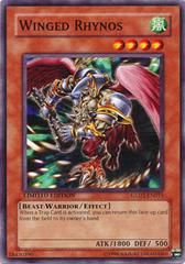 Winged Rhynos - GLD2-EN015 - Common - Limited Edition