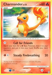Charmander - 59/99 - Common