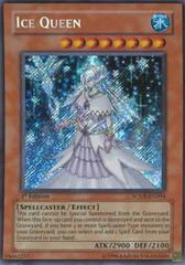 Ice Queen - SOVR-EN094 - Secret Rare - 1st Edition on Channel Fireball
