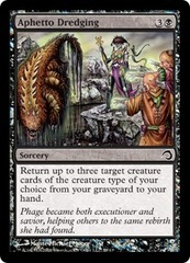 Aphetto Dredging - Foil on Channel Fireball