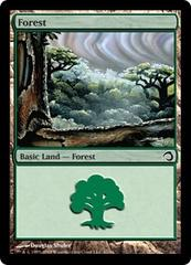 Forest - Foil on Channel Fireball