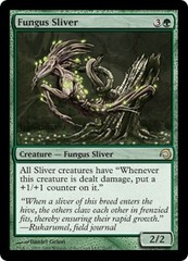 Fungus Sliver on Channel Fireball