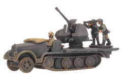 SdKfz 7/2 (3.7cm) - Early, Mid, Late