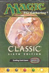 6th Edition Two Player Tournament Starter Deck