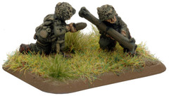 Parachute Bazooka Teams - Infantry, Command