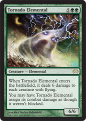 Tornado Elemental on Ideal808