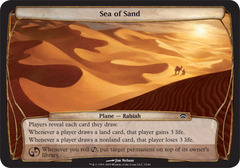 Sea of Sand on Channel Fireball