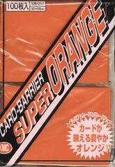 KMC Super Orange Sleeves (100 ct)