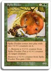 Spike Feeder on Channel Fireball