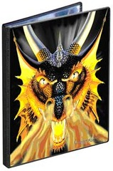 Elmore Dragon 9 Pocket Portfolio