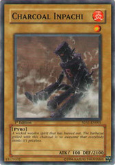 Charcoal Inpachi - 5DS1-EN005 - Common - 1st Edition on Channel Fireball
