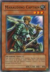 Marauding Captain - 5DS1-EN018 - Common - 1st Edition