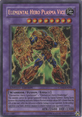 Elemental Hero Plasma Vice - CT04-EN006 - Secret Rare - Limited Edition