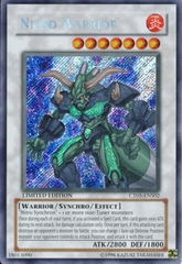 Nitro Warrior - CT05-ENS02 - Secret Rare - Limited Edition