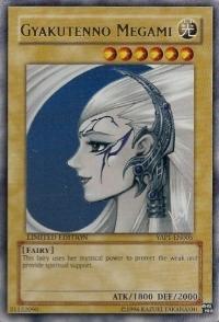 Gyakutenno Megami - YAP1-EN005 - Ultra Rare - Limited Edition