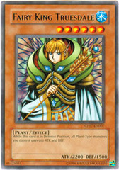 Fairy King Truesdale - CP07-EN007 - Rare - Unlimited Edition