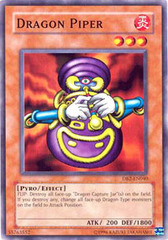 Dragon Piper - DB2-EN040 - Common - Unlimited Edition