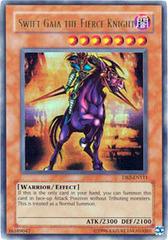 Swift Gaia the Fierce Knight - DB2-EN111 - Ultra Rare - Unlimited Edition