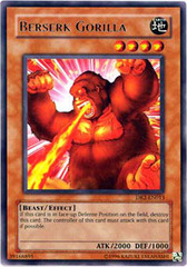 Berserk Gorilla - DR2-EN013 - Rare - Unlimited Edition on Channel Fireball
