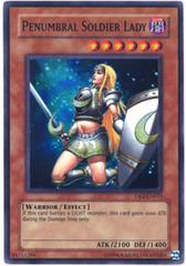 Penumbral Soldier Lady - DR3-EN033 - Super Rare - Unlimited Edition