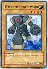 Elemental Hero Clayman - DR3-EN183 - Common - Unlimited Edition