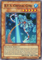 B.E.S. Crystal Core - DR04-EN021 - Super Rare - Unlimited Edition