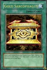 Gold Sarcophagus - PT03-EN001 - Ultra Rare - Promo Edition