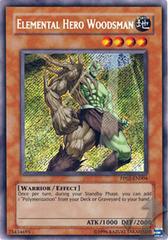 Elemental Hero Woodsman - PP02-EN004 - Secret Rare - Unlimited Edition on Channel Fireball