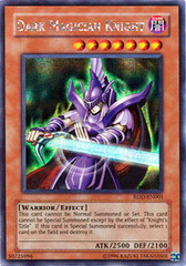 Dark Magician Knight - ROD-EN001 - Secret Rare - Promo Edition on Channel Fireball