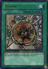 Shrink - SJC-EN003 - Ultra Rare - Promo Edition on Channel Fireball