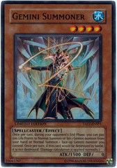 Gemini Summoner - TAEV-ENSP1 - Super Rare - Limited Edition on Channel Fireball