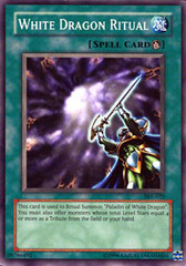 White Dragon Ritual - SKE-025 - Common - 1st Edition