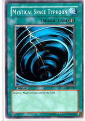 Mystical Space Typhoon - SDP-032 - Common - 1st Edition