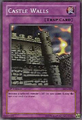 Castle Walls - SDP-043 - Common - 1st Edition on Channel Fireball