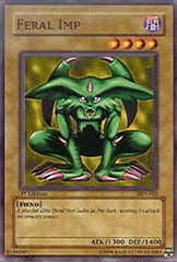Feral Imp - SDY-002 - Common - 1st Edition on Channel Fireball