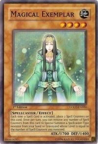 Magical Exemplar - SDSC-EN018 - Common - 1st Edition
