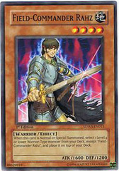 Field-Commander Rahz - SDWS-EN015 - Common - 1st Edition