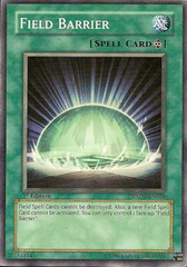 Field Barrier - SDZW-EN028 - Common - 1st Edition on Channel Fireball