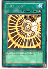 Elf's Light - TP1-006 - Rare - Promo Edition
