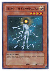 Helios - The Primordial Sun - WC6-EN002 - Super Rare - Promo Edition on Channel Fireball