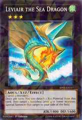 Leviair the Sea Dragon - BP03-EN117 - Shatterfoil - 1st Edition