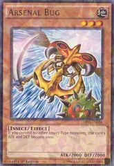 Arsenal Bug - BP03-EN004 - Shatterfoil - 1st Edition on Channel Fireball