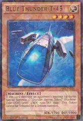 Blue Thunder T-45 - BP03-EN039 - Shatterfoil - 1st Edition
