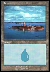 Island - Euro Set 2 (Venice, Italy) on Channel Fireball
