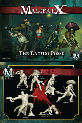The Latigo Posse - Perdita Ortega Box Set