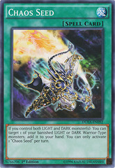 Chaos Seed - DUEA-EN092 - Common - 1st Edition